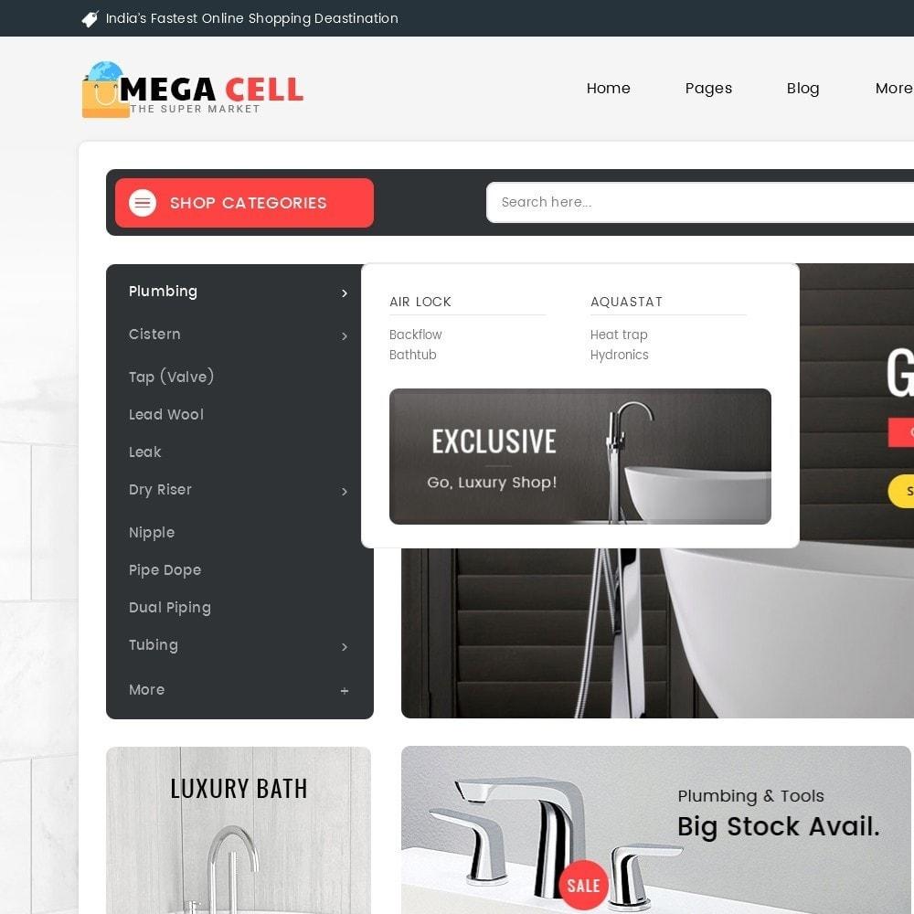 theme - Autos & Motorräder - Mega Cell Plumbing Apparatuses - 9