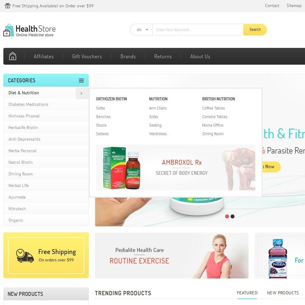 theme - Gesundheit & Schönheit - Medicine Store - 8