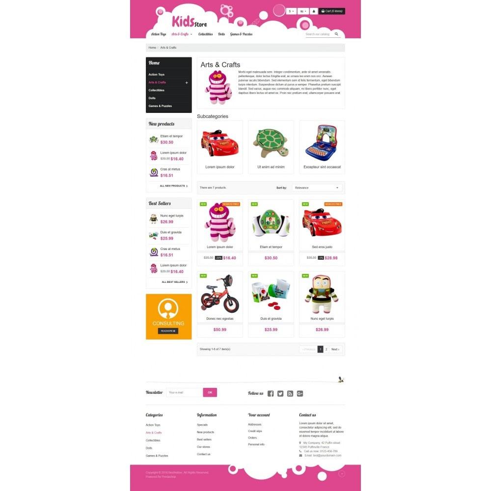 theme - Niños y Juguetes - VP_Kids Store - 3