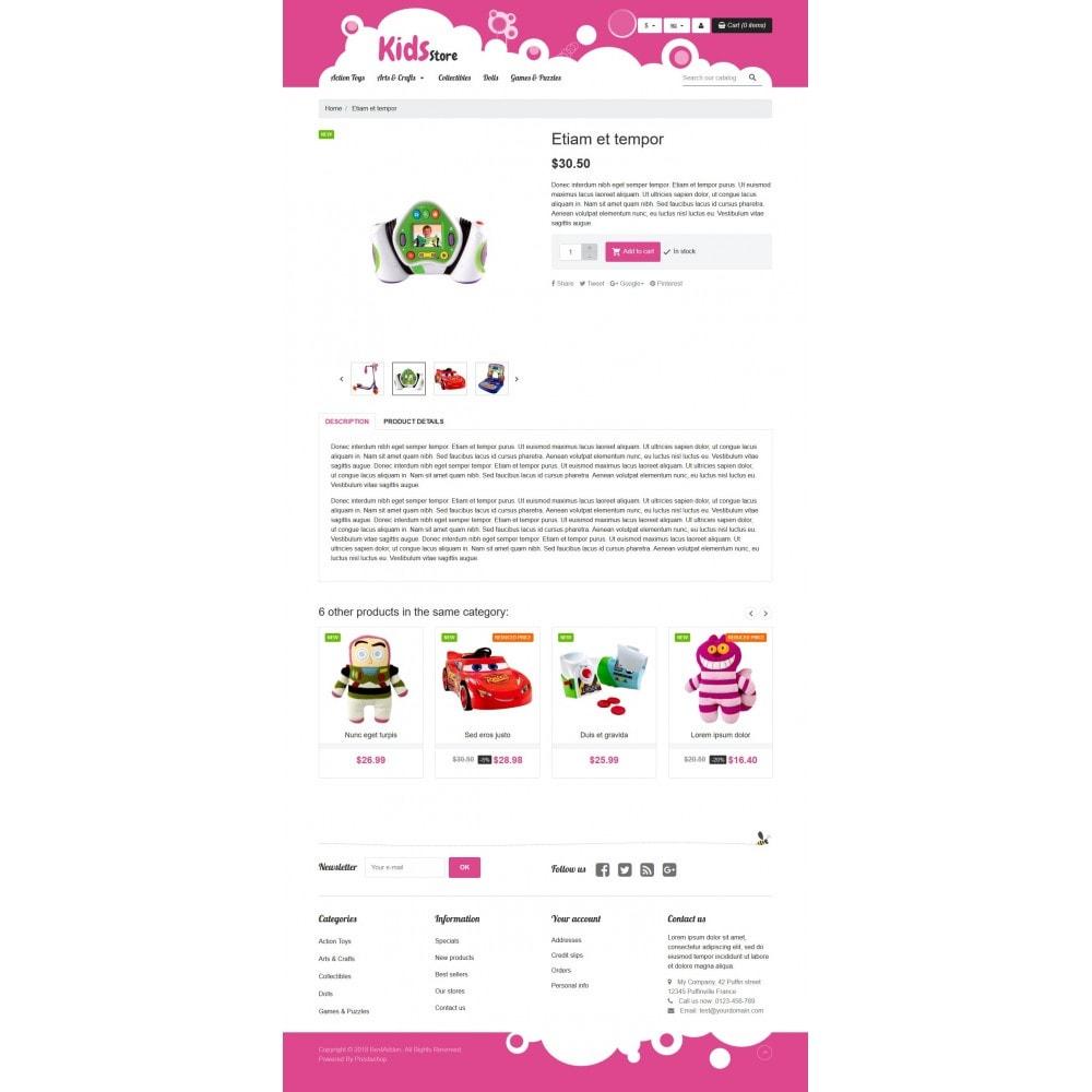 theme - Zabawki & Artykuły dziecięce - VP_Kids Store - 4