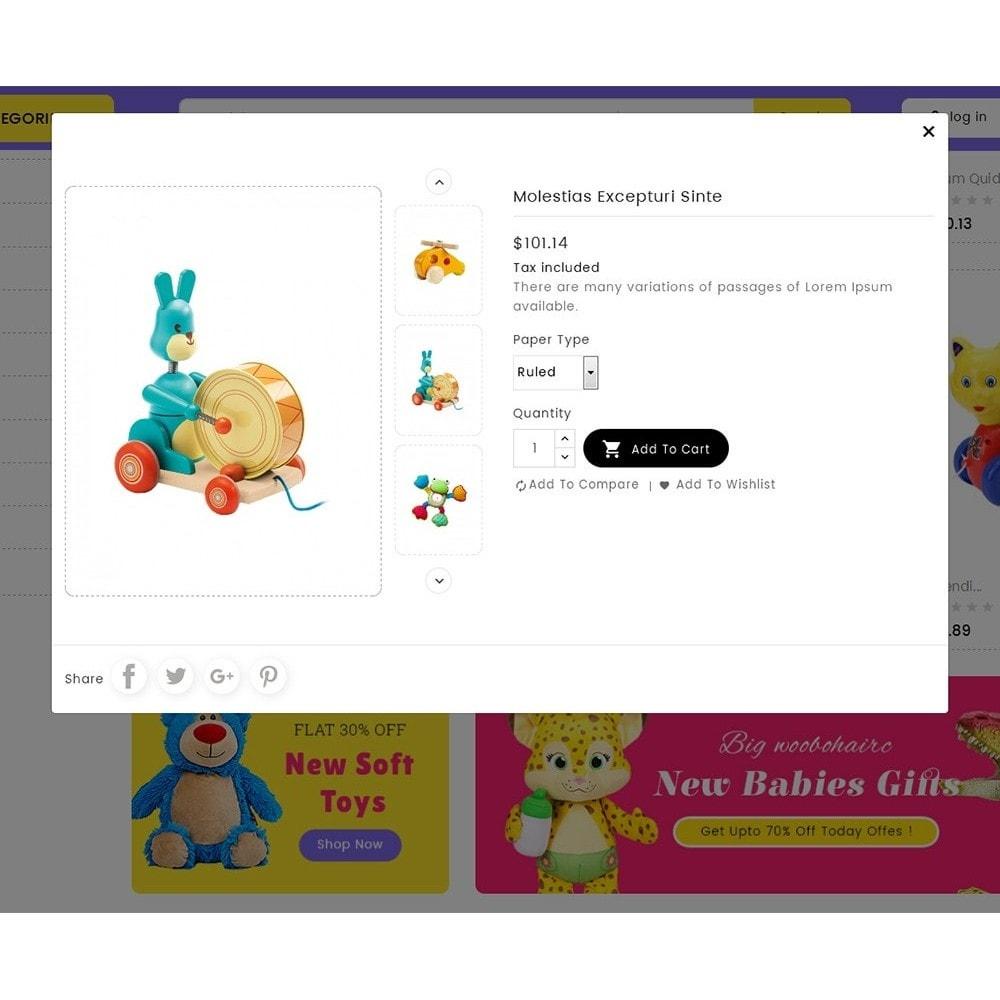 theme - Kinder & Spielzeug - Mega Cell Kid Toys - 8