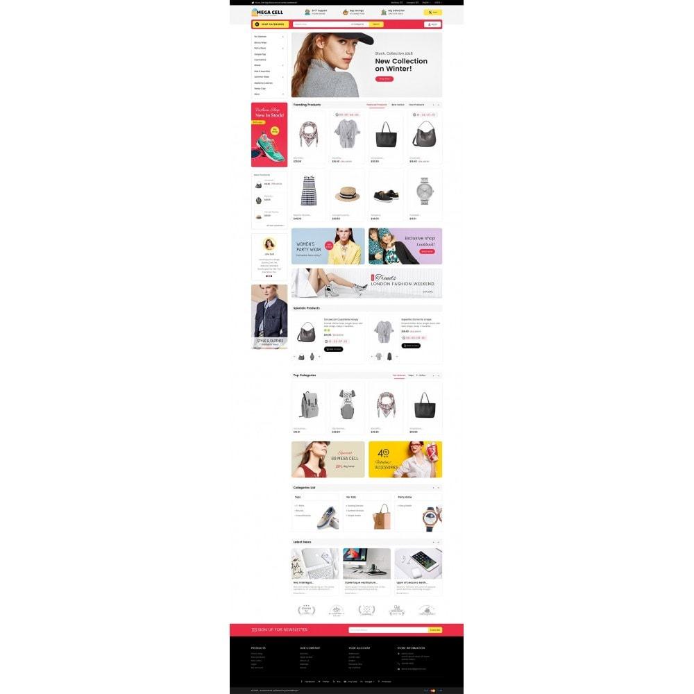 theme - Moda y Calzado - Mega Cell Fashion Market - 3