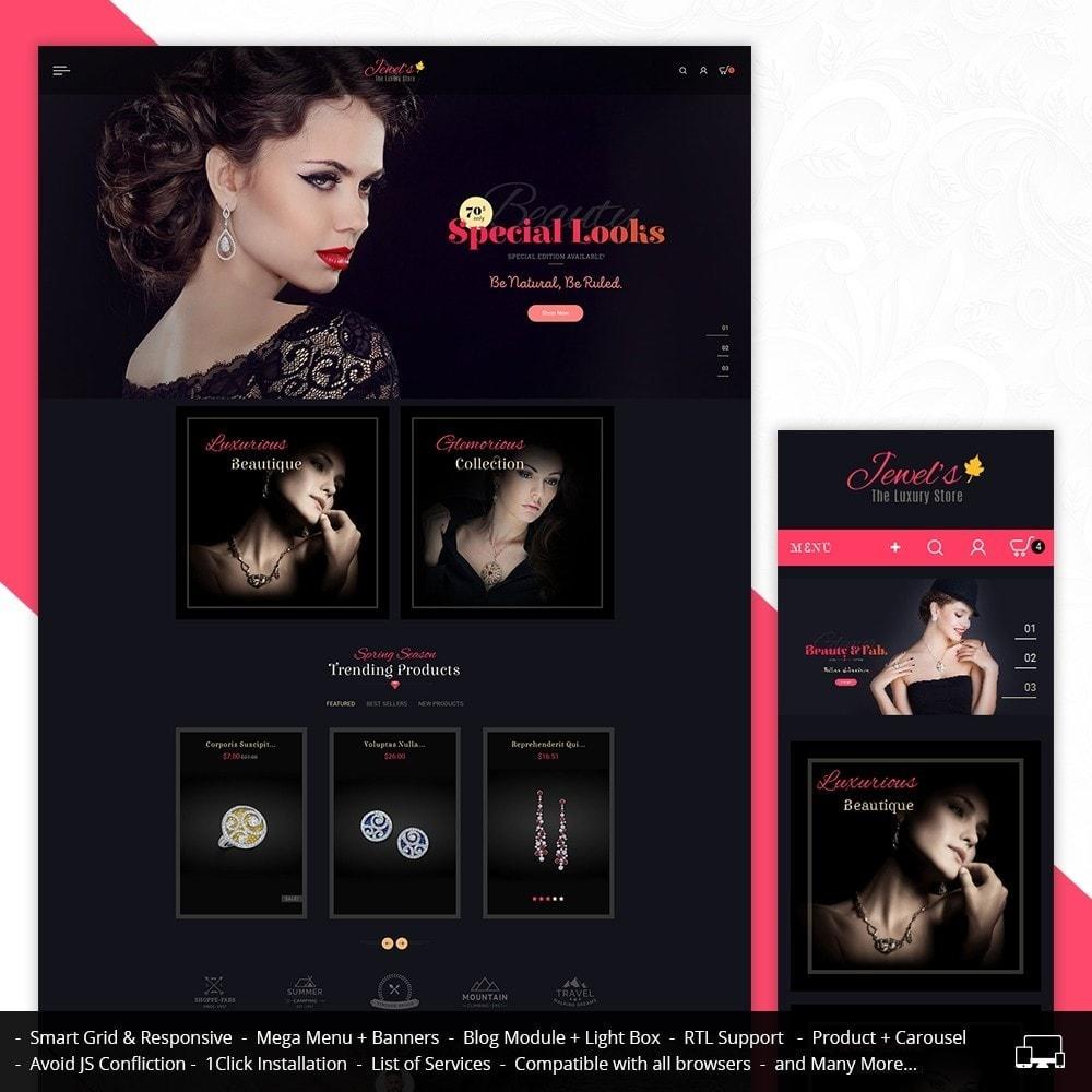 theme - Schmuck & Accesoires - Jewelry Store - 2