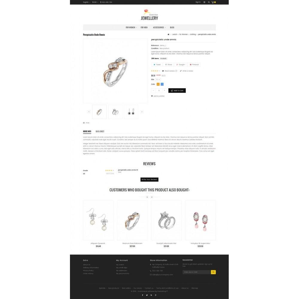 theme - Joyas y Accesorios - Jewelry Store - 5