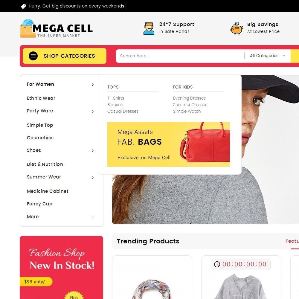 theme - Elektronik & High Tech - Mega Cell Electronics Market - 9
