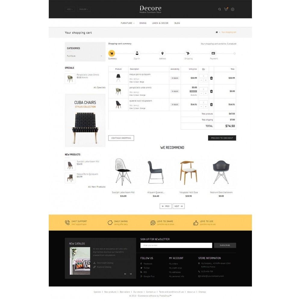 theme - Hogar y Jardín - Decore - Modest Furniture Store - 6