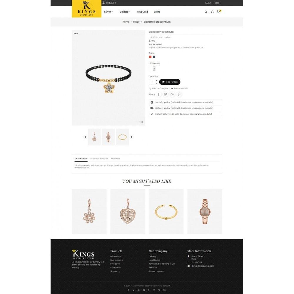 theme - Bellezza & Gioielli - Kings Jewelry - 6