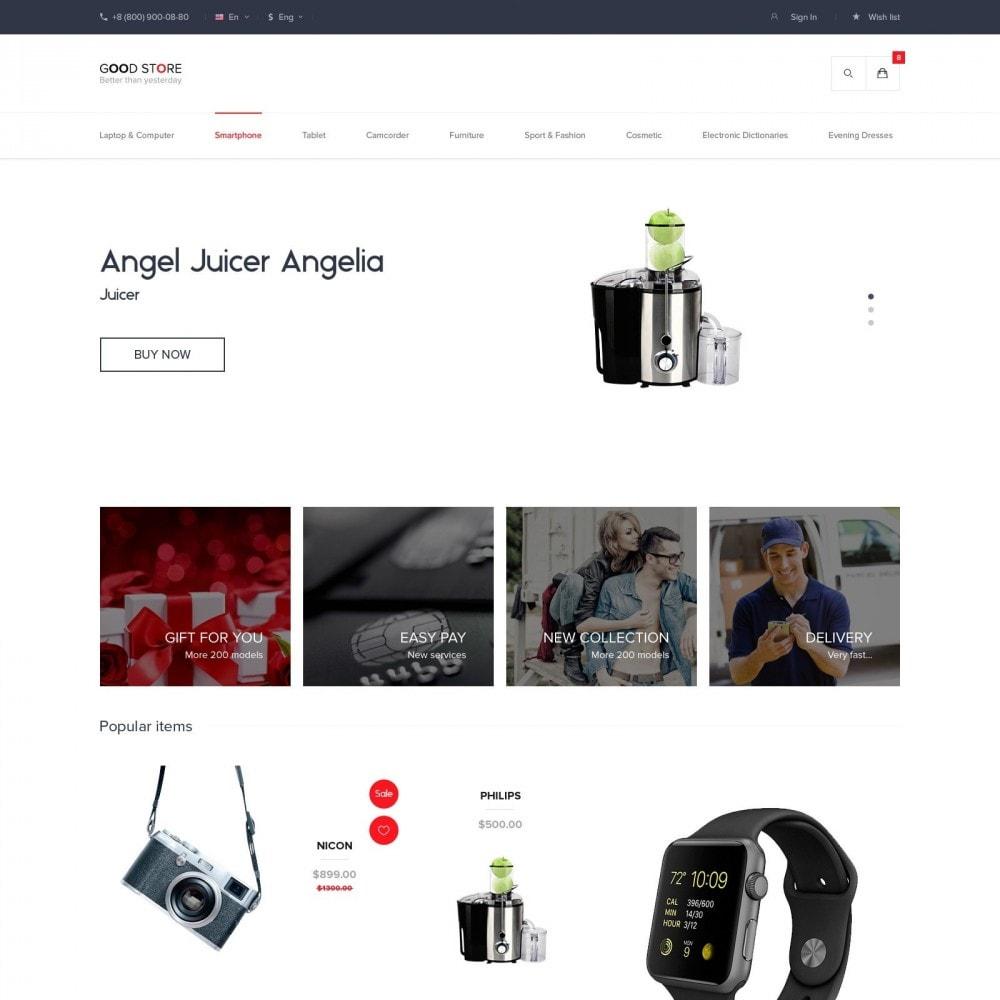 Duos - Electronics Shop