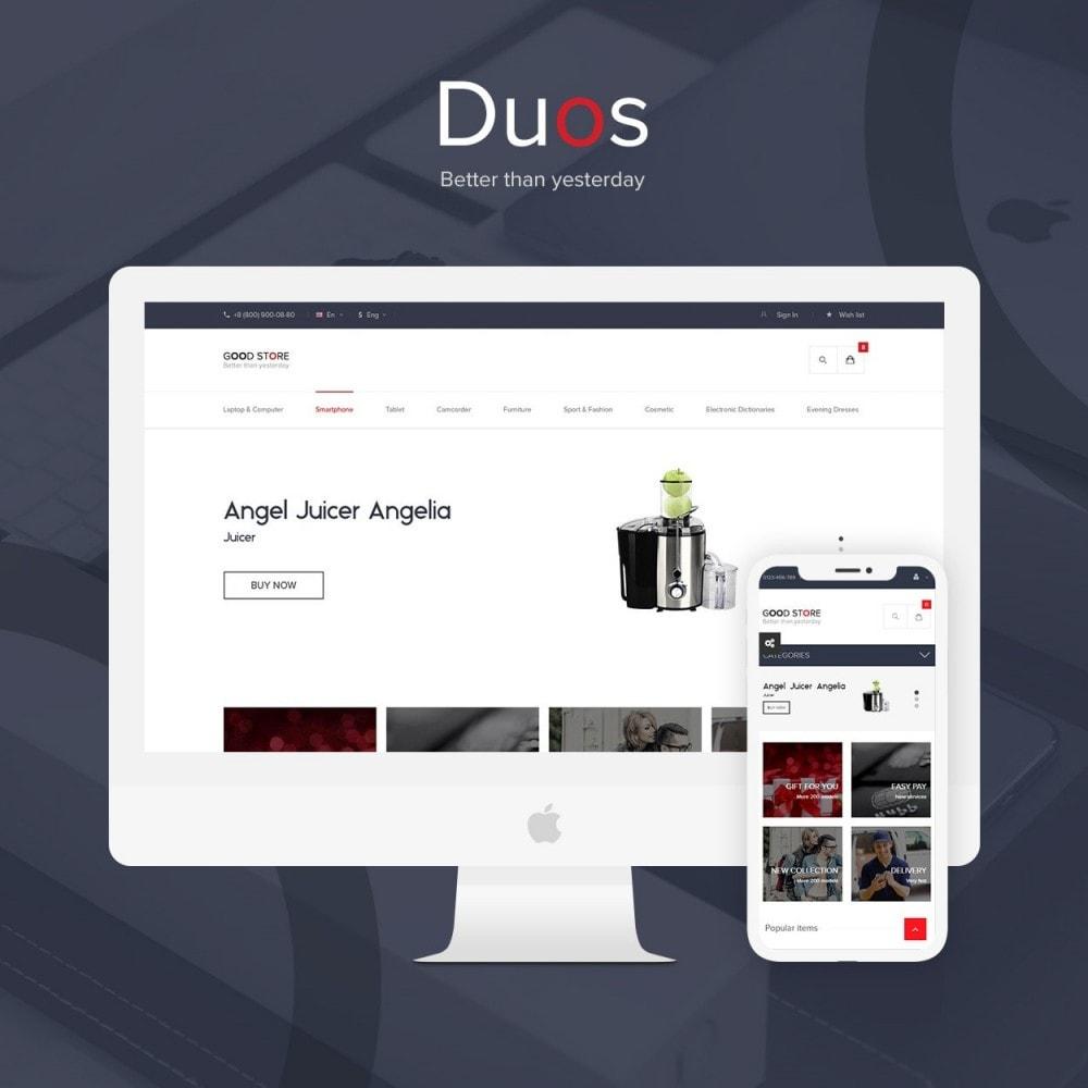 theme - Electrónica e High Tech - Duos Shop Electronics - 2