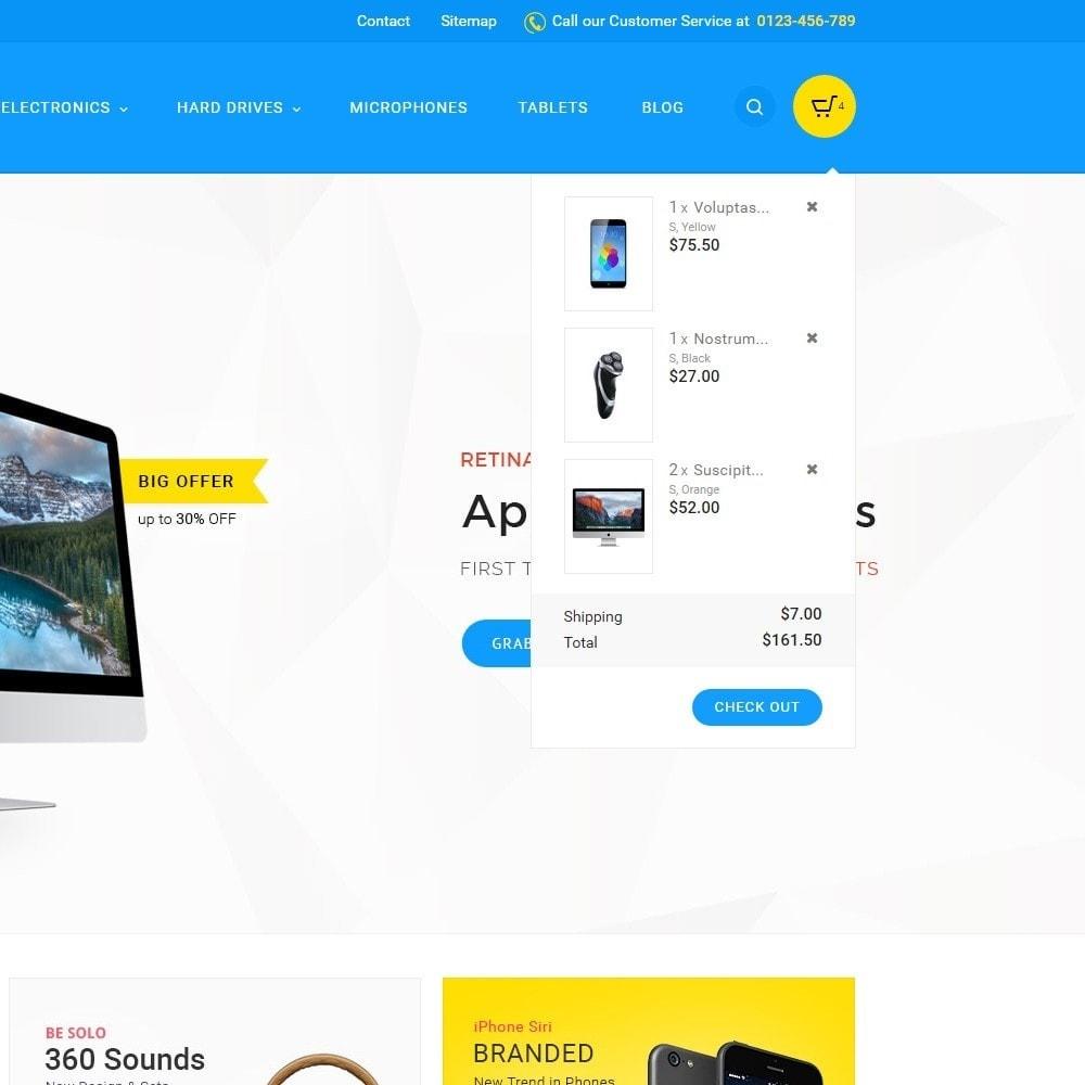 theme - Elektronik & High Tech - Electronics Store - 9