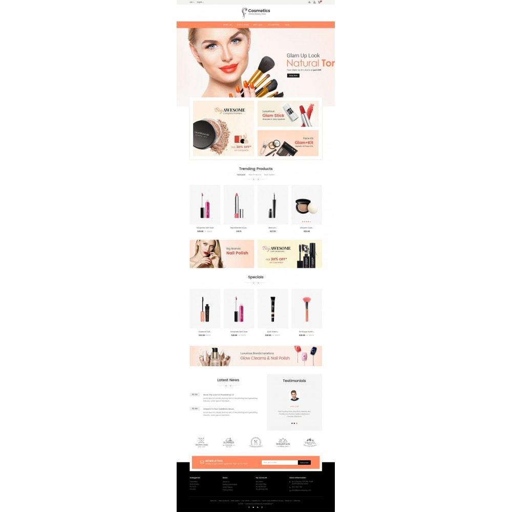 theme - Santé & Beauté - Cosmetic Store - 3