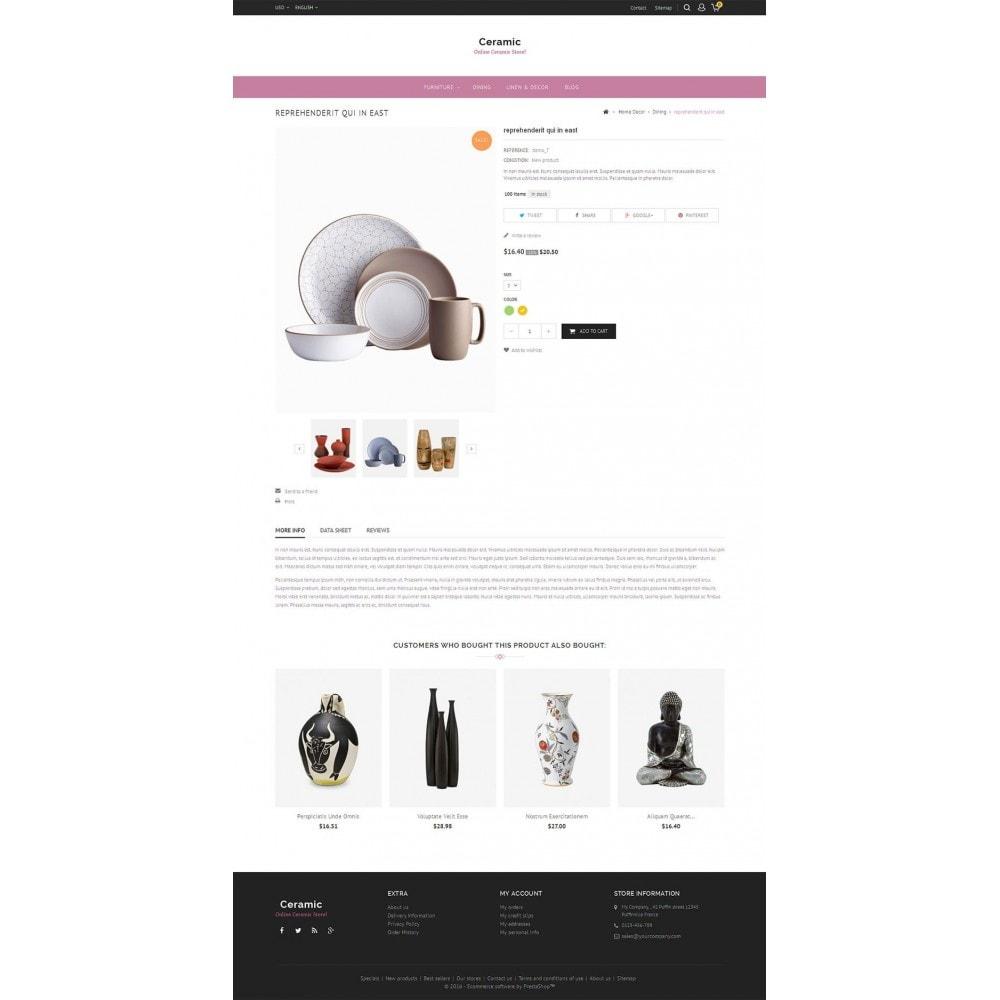 theme - Maison & Jardin - Ceramic Store - 6