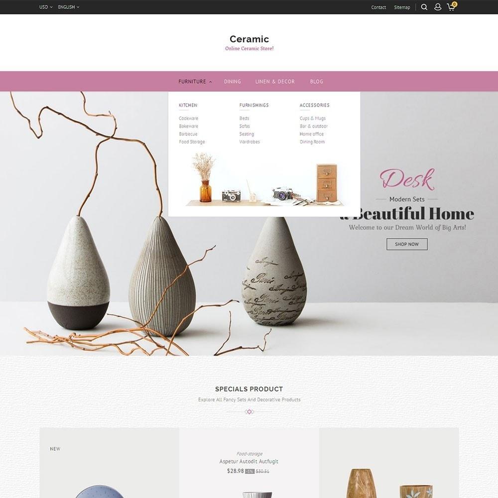 theme - Maison & Jardin - Ceramic Store - 9