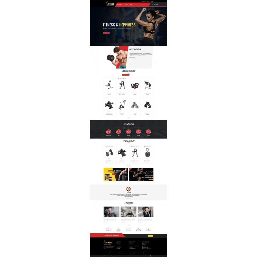 theme - Deportes, Actividades y Viajes - Fitness Equipment - 3