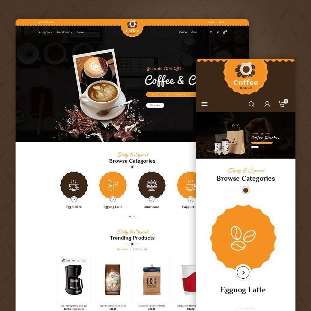 theme - Cibo & Ristorazione - Coffee House - 2