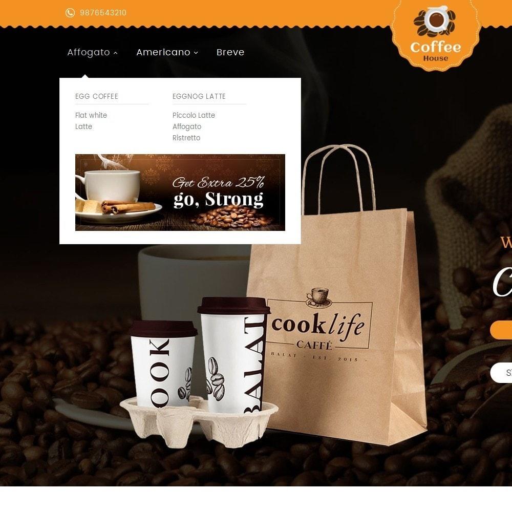 theme - Cibo & Ristorazione - Coffee House - 9