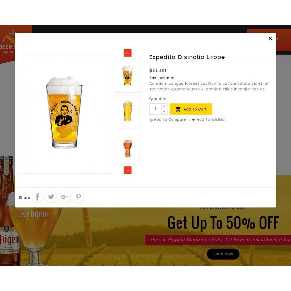 theme - Bebidas y Tabaco - Beer & Winery - 8