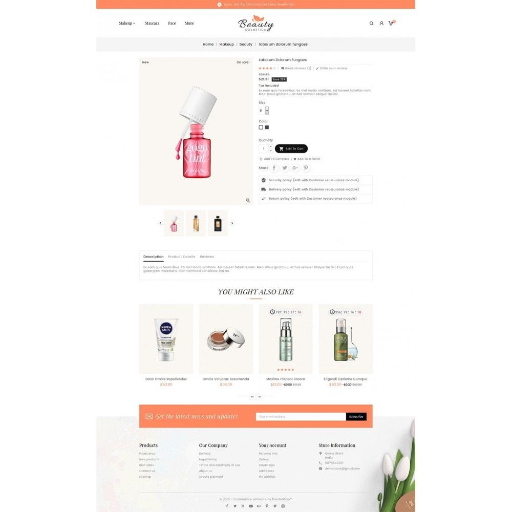 theme - Salud y Belleza - Beauty Spa & Cosmetics - 6