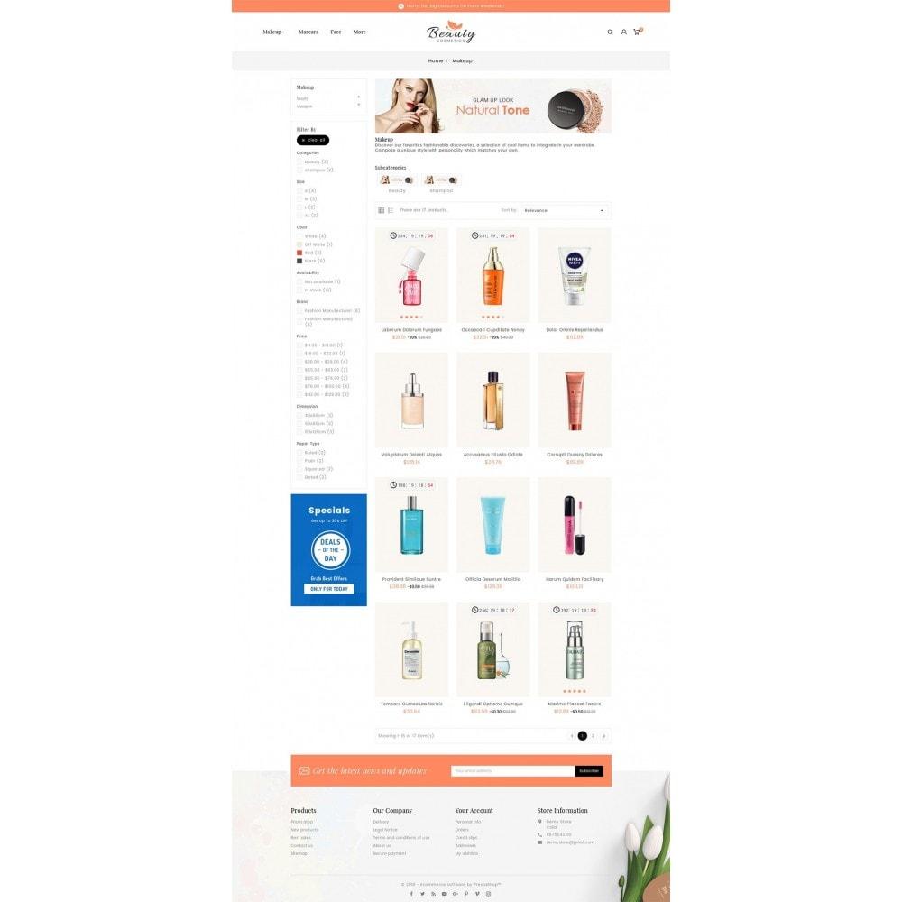 theme - Gesundheit & Schönheit - Beauty Spa & Cosmetics - 4