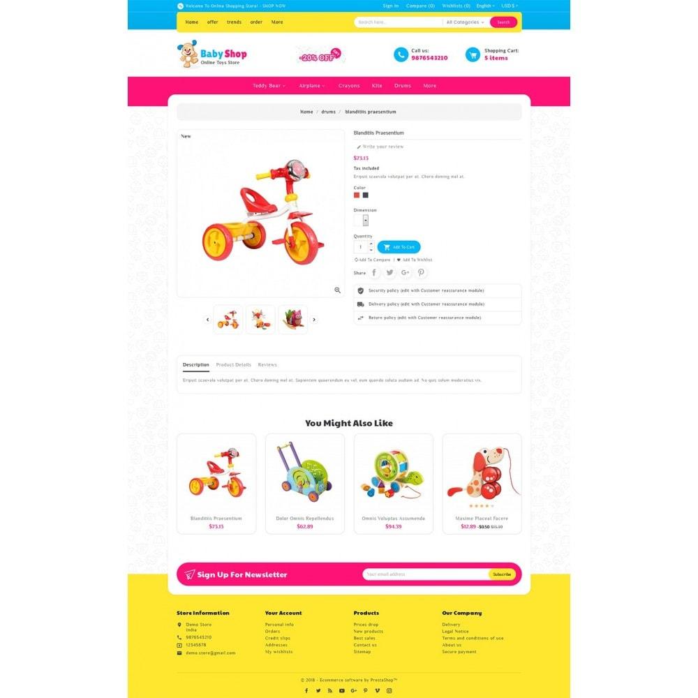theme - Enfants & Jouets - Baby Toys - 6