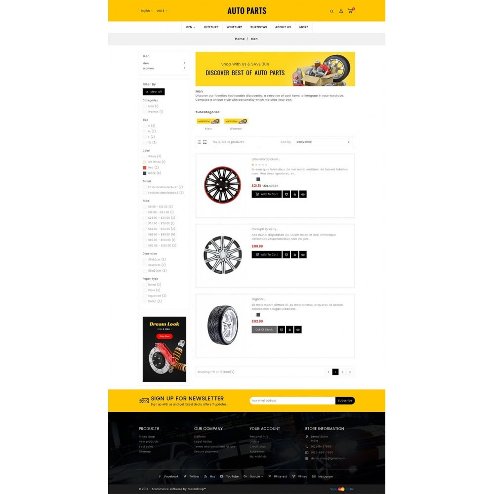 theme - Coches y Motos - Auto Equipment & Parts - 5