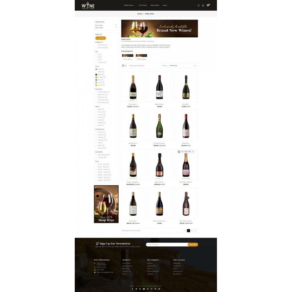 theme - Bebidas y Tabaco - Wine Yard - 4