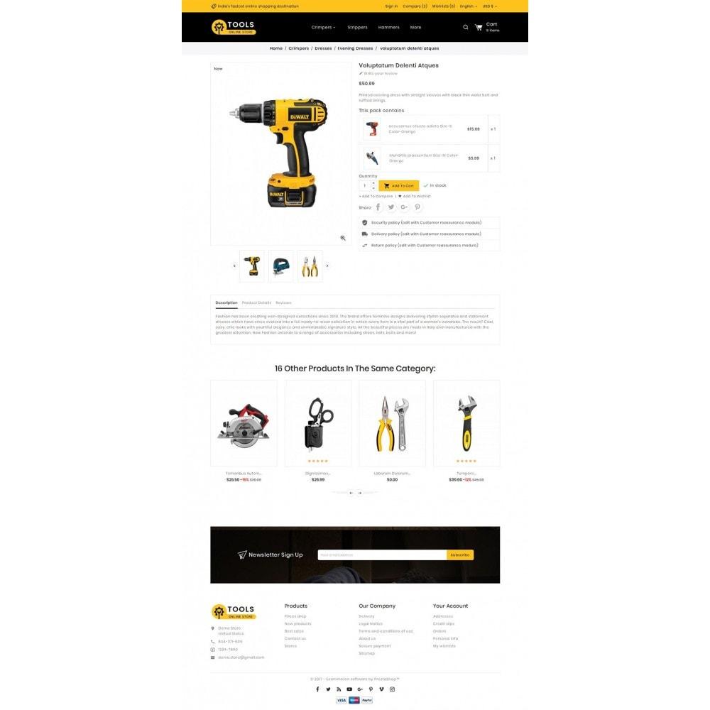 theme - Hogar y Jardín - Tools Store - 6