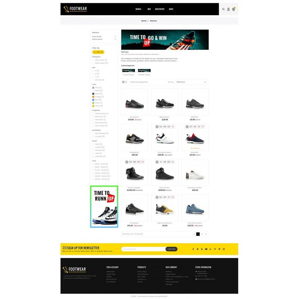 theme - Sport, Aktivitäten & Reise - Sports & Footwear - 4