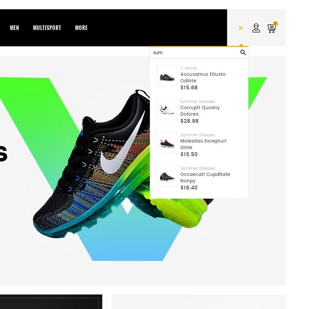 theme - Sport, Aktivitäten & Reise - Sports & Footwear - 10