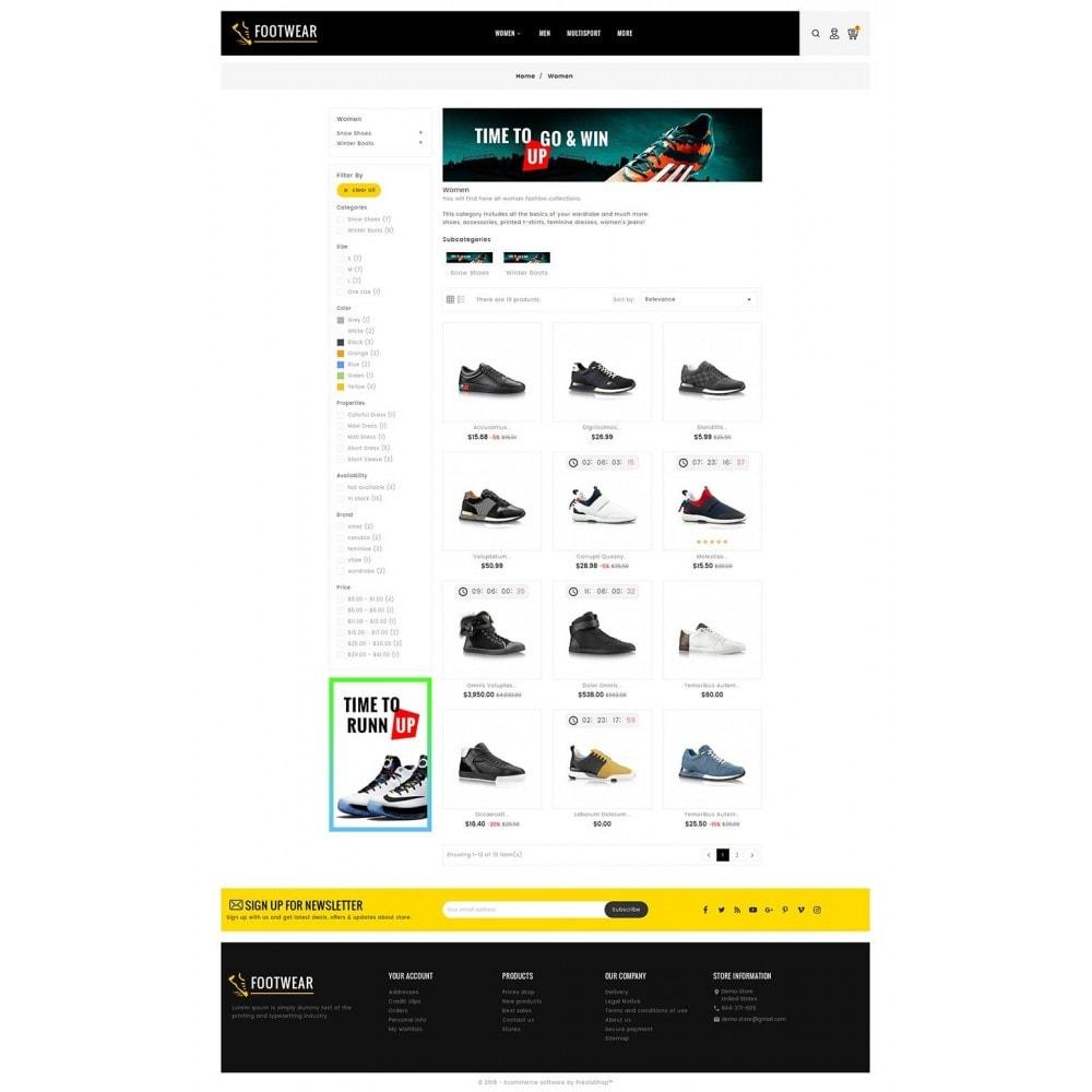 theme - Sport, Attività & Viaggi - Sports & Footwear - 4
