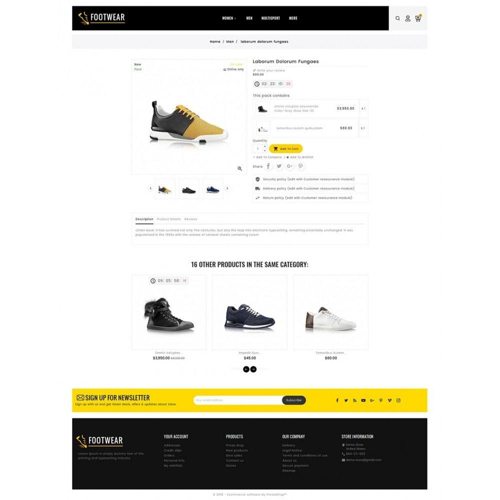 theme - Sport, Attività & Viaggi - Sports & Footwear - 6