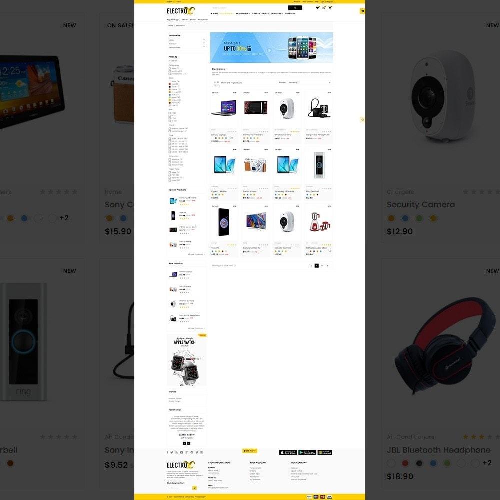 Electro – Electronic Mega Store