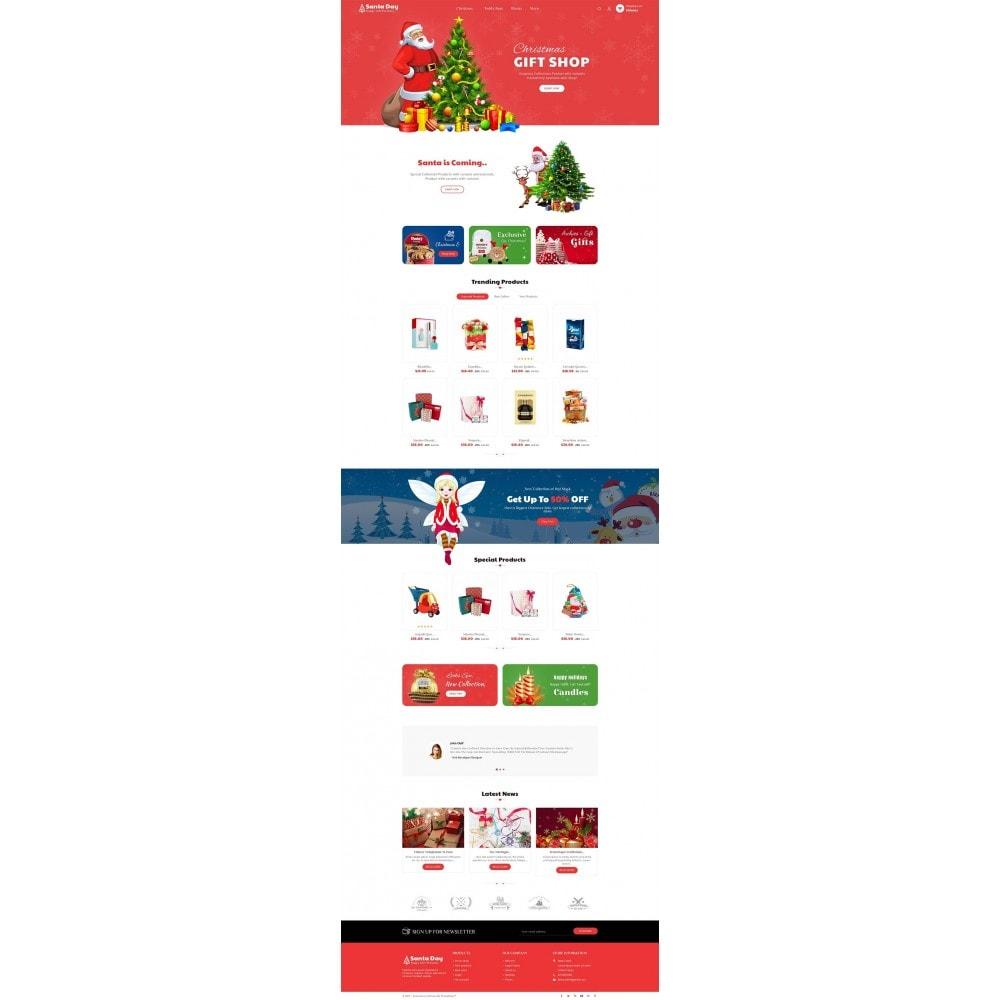 theme - Regalos, Flores y Celebraciones - Santa Gift Store - 3