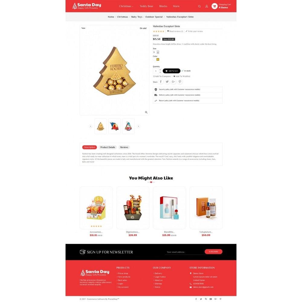 theme - Geschenke, Blumen & Feiern - Santa Gift Store - 6