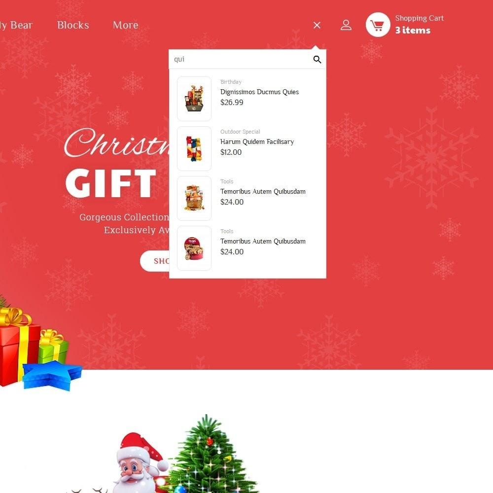 theme - Geschenke, Blumen & Feiern - Santa Gift Store - 10