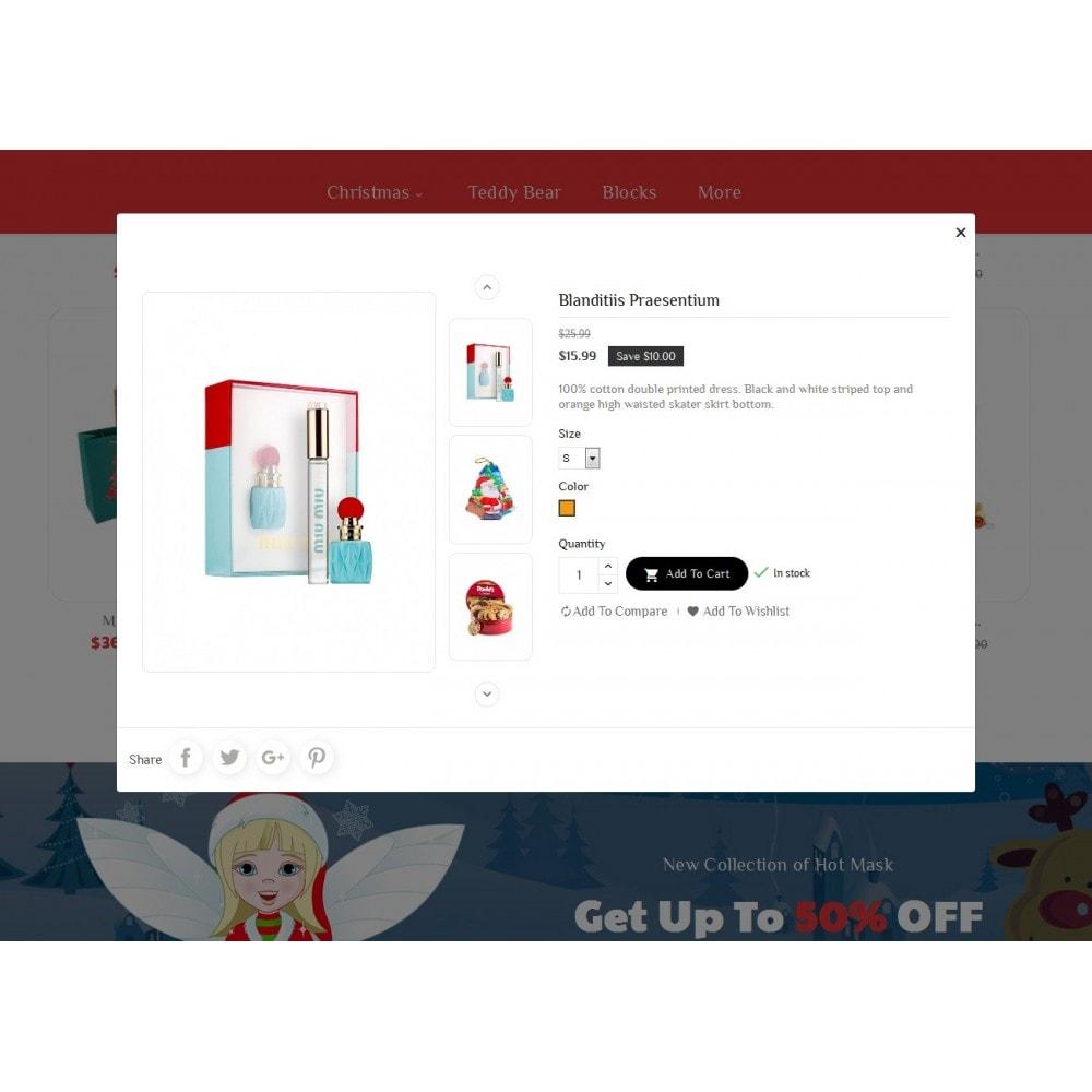 theme - Regali, Fiori & Feste - Santa Gift Store - 8