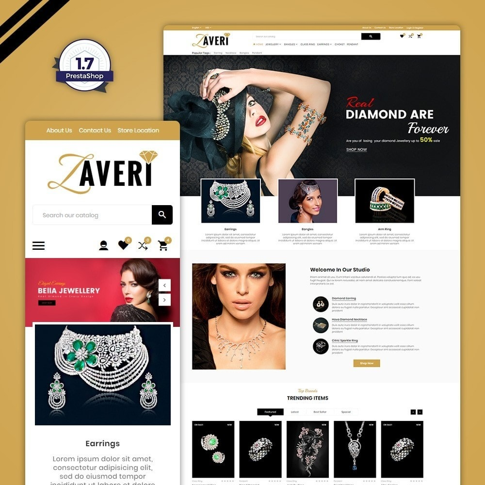 Zaveri – Jewelry & accessories Store