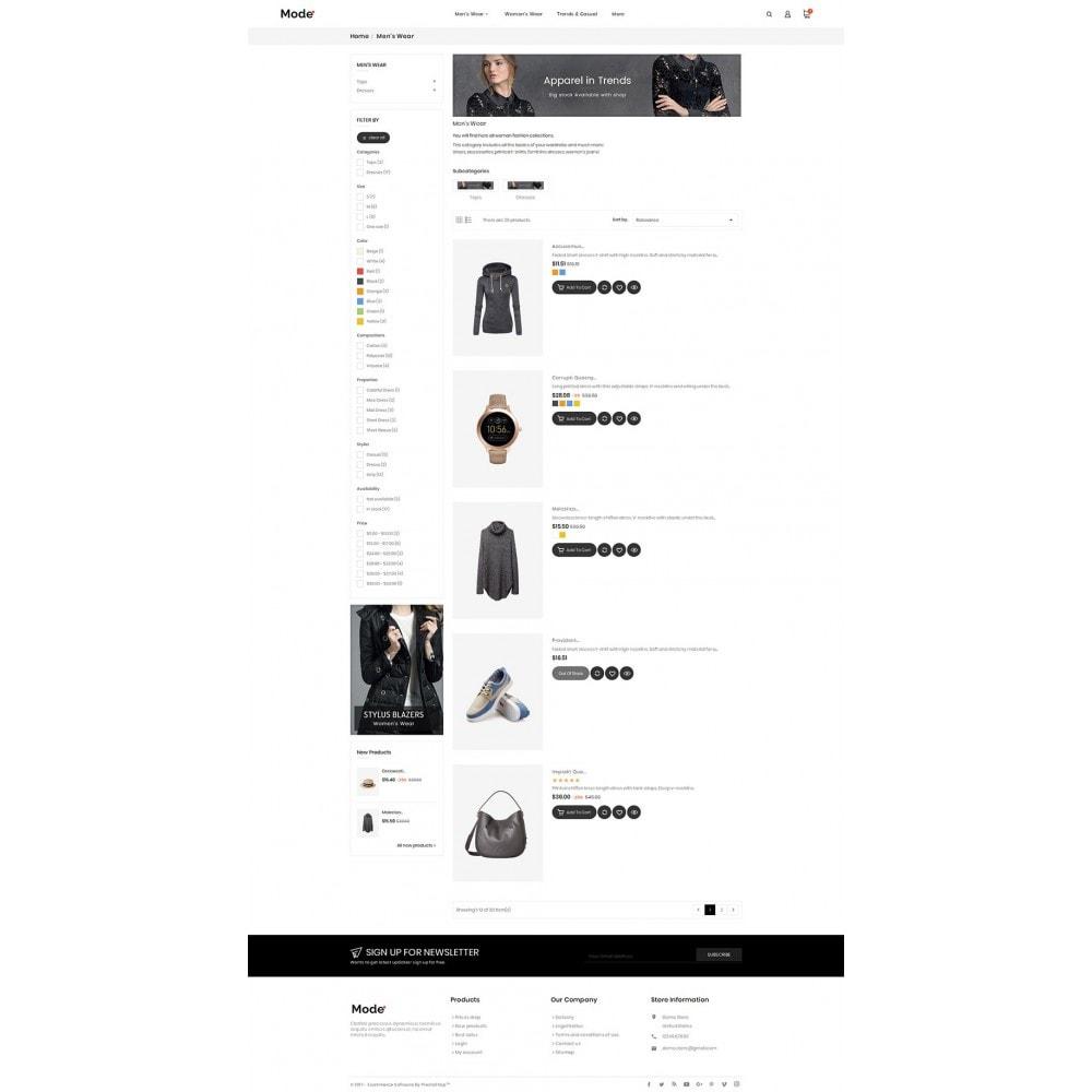 theme - Moda & Calzature - Mode Fashion - 5