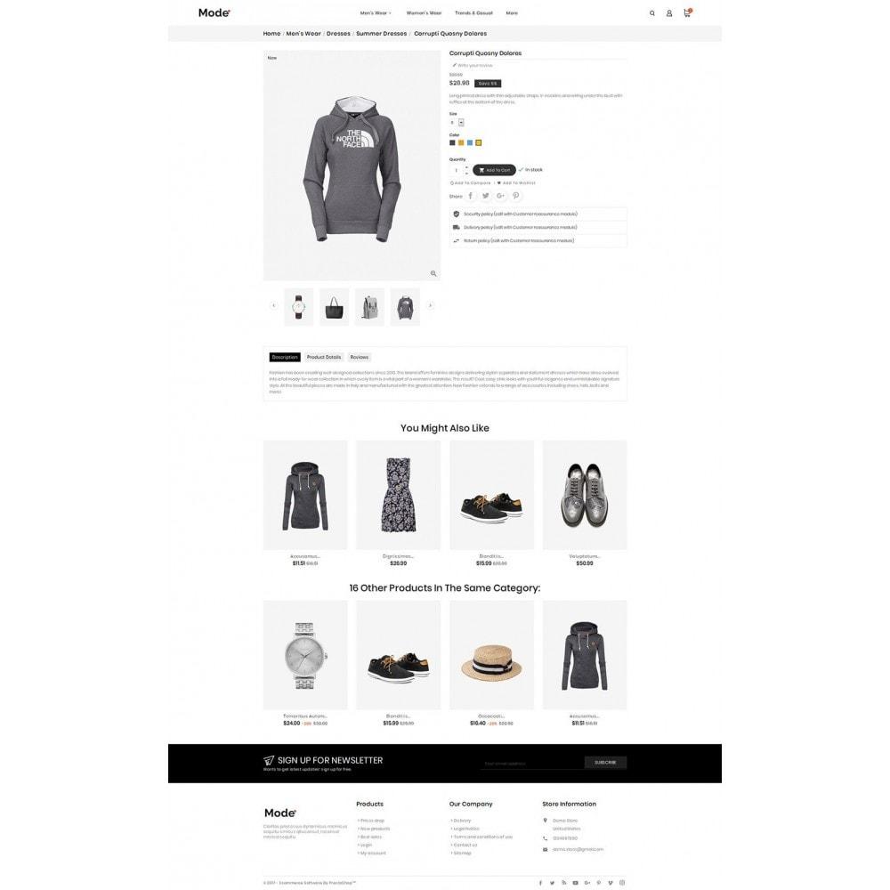 theme - Moda y Calzado - Mode Fashion - 6
