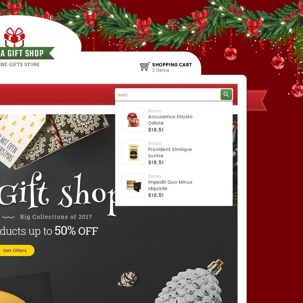 theme - Regali, Fiori & Feste - Mega Gift Shop - 10
