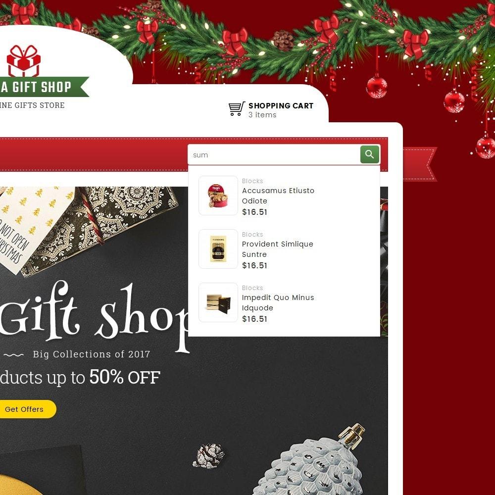 theme - Geschenke, Blumen & Feiern - Mega Gift Shop - 10