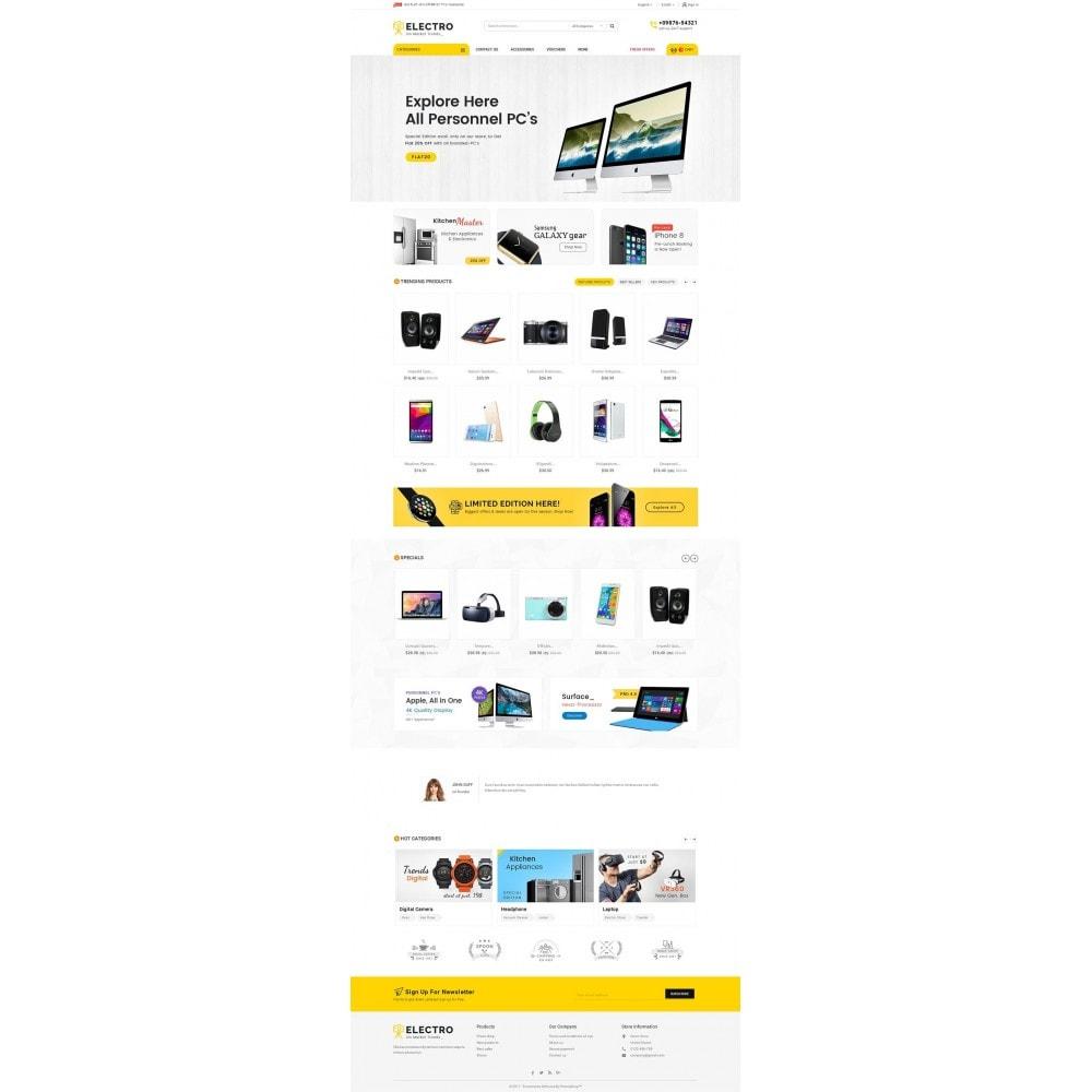 Mega Electronics Store