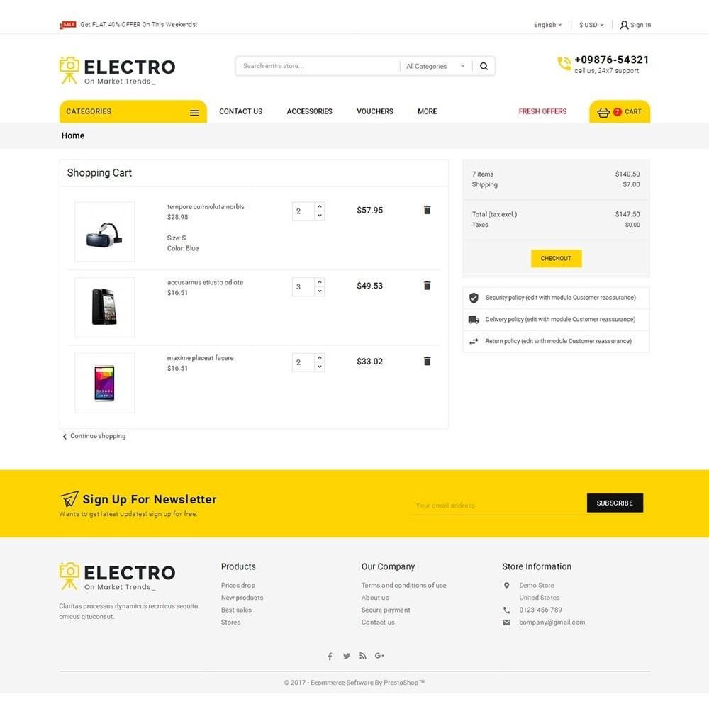 theme - Elektronik & High Tech - Mega Electronics Store - 7