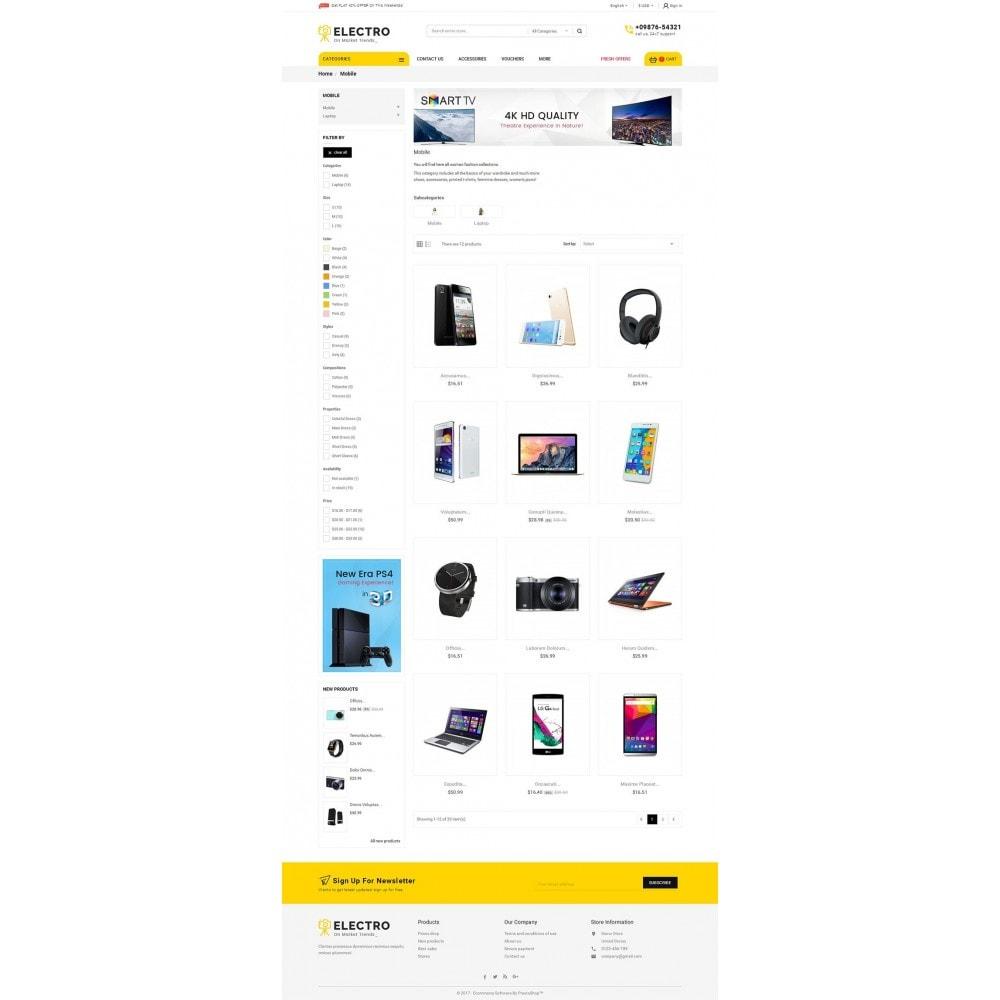 theme - Elettronica & High Tech - Mega Electronics Store - 4