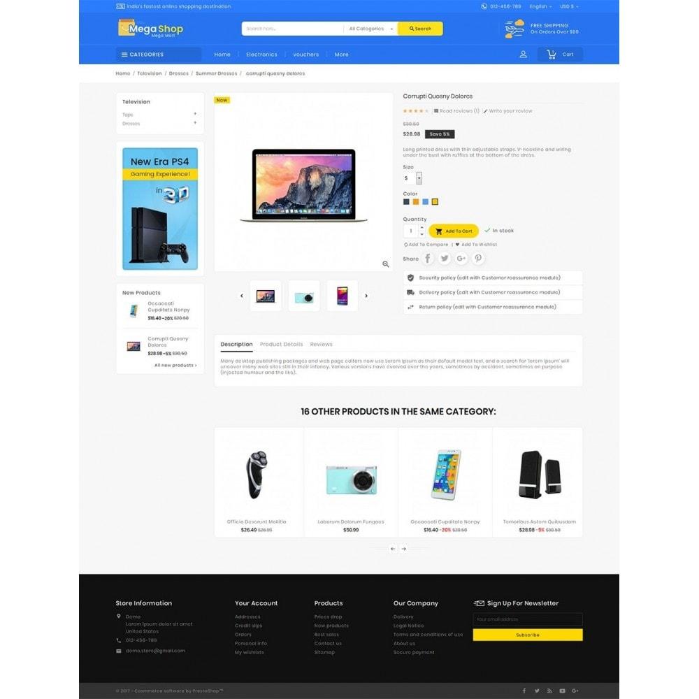 theme - Elektronik & High Tech - Mega Electronics Shop - 6