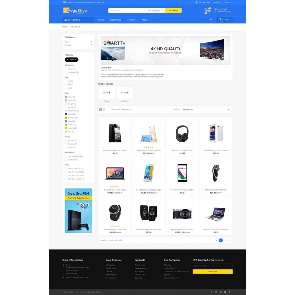 theme - Elettronica & High Tech - Mega Electronics Shop - 4