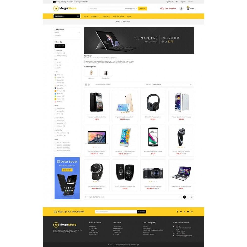 theme - Elektronik & High Tech - Mega Electronics - 4