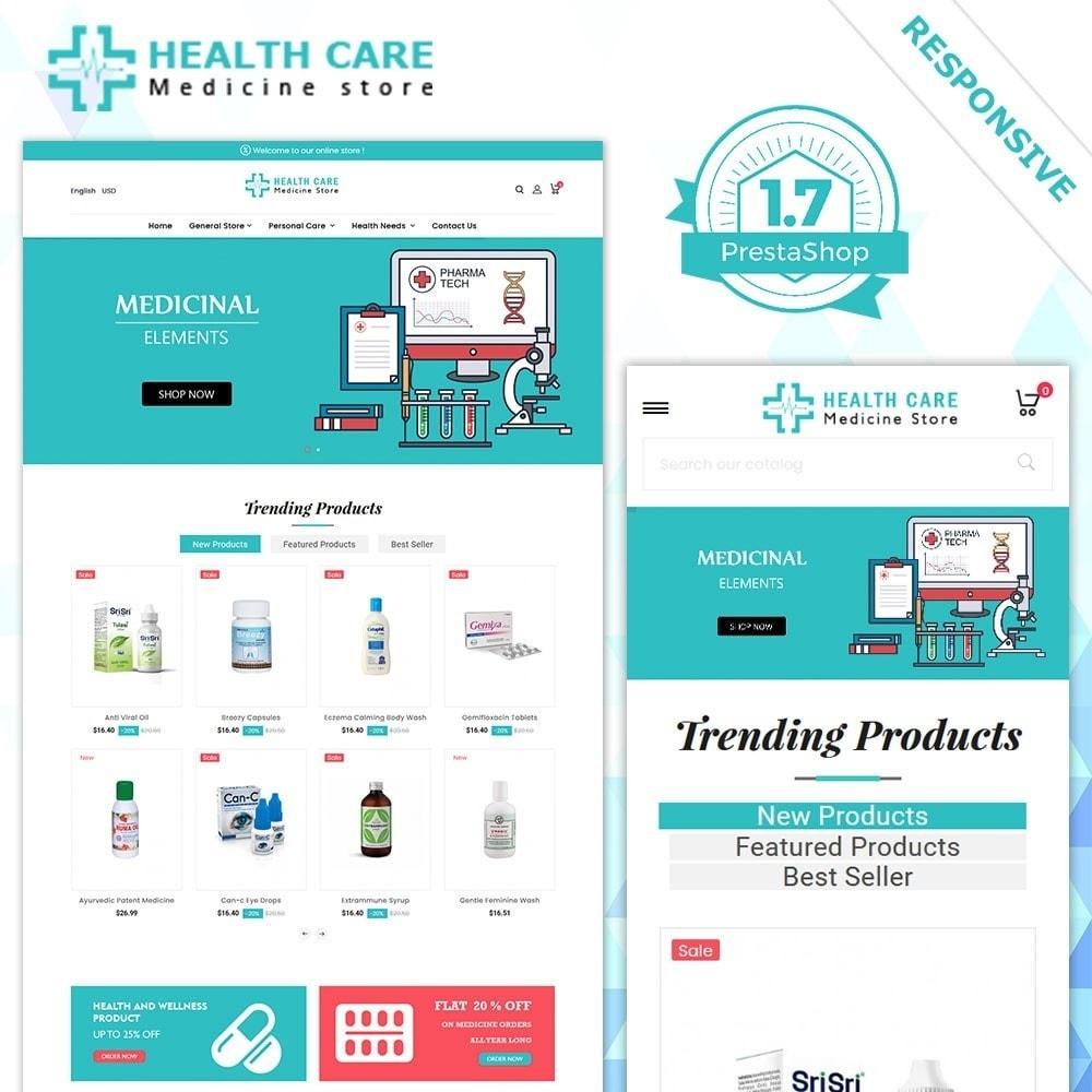 theme - Gesundheit & Schönheit - Medizinladen - 2