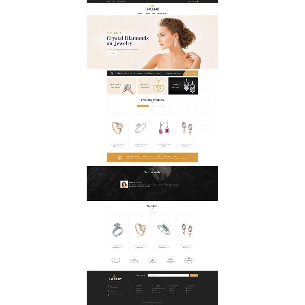 theme - Bijoux & Accessoires - Jewelry Store - 3