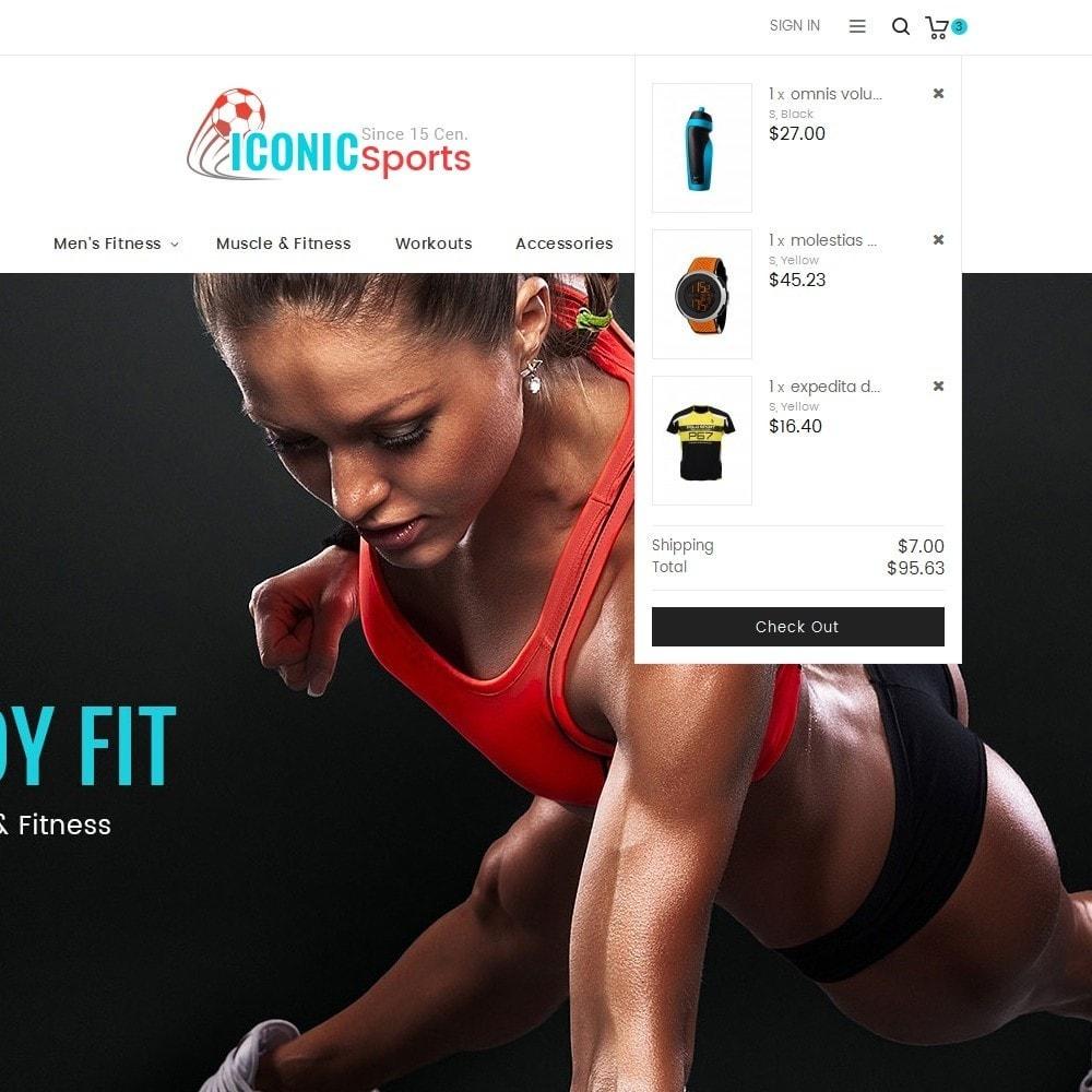 theme - Sport, Aktivitäten & Reise - Iconic Sports Store - 10